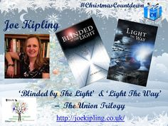 Day 1 #ChristmasCountdown with @UKIndieLitFest1 Joe Kipling