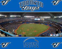 Toronto Blue Jays 4 - Atlanta Braves 2 World Series) Toronto Blue Jays 4 - Philadelphia Phillies World Series) Rogers Centre, One Day I Will, Toronto Blue Jays, Best Start, Philadelphia Phillies, Atlanta Braves, Baseball Field, Competition, Chrome