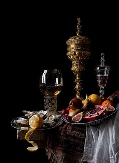 Still Life - after Willem Kalf