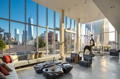 glass penthouse nyc - Google Search