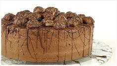Kinder - Bueno - Torte Bueno Cake, Cake & Co, Kindergarten, Brunch, Muffins, Sweets, Dinner, Cupcakes, Baking
