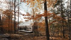 Manhattan couple builds themselves Upstate New York holiday home
