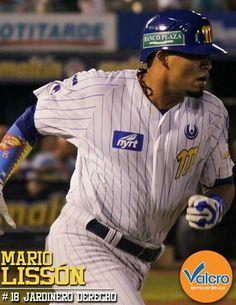 Mario ''SuperMario'' Lissón Navegantes Del Magallanes