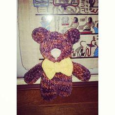 Leco veio dar boa noite! #crochet #crochetlovers #amigurumi #feitoamao…