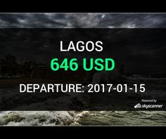 Flight from Houston to Lagos by Turkish Airlines    BOOK NOW >>>
