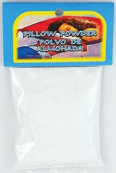 Pillow powder is intended to be used your ritual magick to tip the balance of control in your relationship to help keep your lover from going against your wishes, whether you wish them to be faithful or simply seek control. This is a 1 oz packet of pillow powder. $2.95