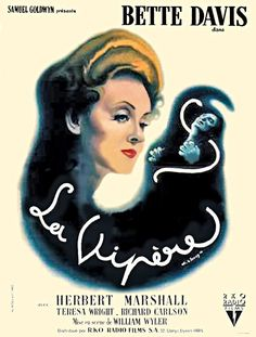 Poster - Little Foxes, The