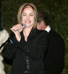 Priscilla during 2003 Dream Makers Circle Reception at Private ...