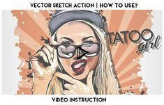 Buy Vector Sketch Photoshop Action by Eugene-design on GraphicRiver. Vector Sketch turns your photo into a Vector composition. Action contains 10 color FX. Save hours of work with this . Sketch Photoshop, Photoshop Tutorial, Photoshop Actions, Photoshop For Photographers, Photoshop Photography, Leicester, Paint Filter, Crop Tool, Sketches Tutorial