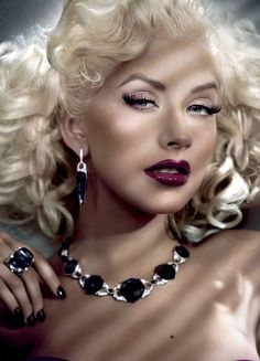 Christina Aguilera Stephen Webster Advertising Campaign