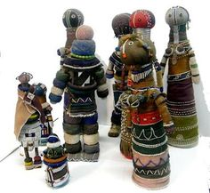 Beaded Ceremonial Art of the Ndebele