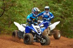 Youth Yamaha Raptor 90 Tousley Motorsports