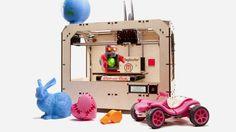 "PR-Bild des Makerbot ""Replikator"""