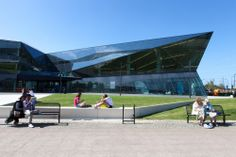 The Crystal / Wilkinson Eyre Architects
