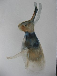 Hare by Cathy Cullis