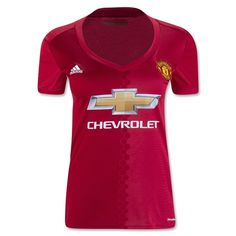 306ca12d0 Manchester United 16 17 Women s Home Jersey Manchester United Soccer