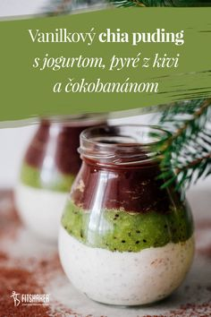 Chia Puding, Plant Based Eating, Food Inspiration, Cucumber, Smoothie, Vegan, Drink, Cooking, Sweet
