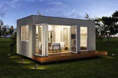 The Upper Eastside consist of one 215 sq ft container home. The stunning interior is constructed with recycled and sustainable materials and accented with high end finishes. This adorable home includes a full-service kitchen,1 bedroom,1 bathroom, big windows, all-inclusive living environment. Not included stove, refrigerator, and deck. Starting cost of this model is $55,000.00. The $5,000 non-refundable deposit is required to confirm your completion time slot. The deposit is deducted from…