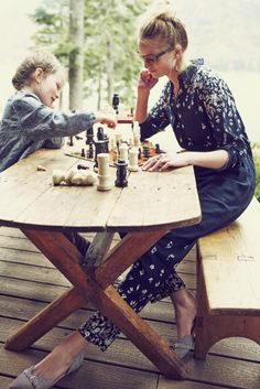 The next time you gather the girls (and the kids!), break out the boards, count the cards and follow these three tips on the #AnthroBlog for a can't-lose night of friendly competition. #Anthropologie