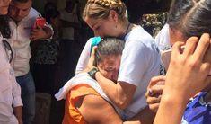 El Sistema para el Desarrollo Integral de la Familia (DIF) Oaxaca, continúa asistiendo a las familias afectadas por el sismo