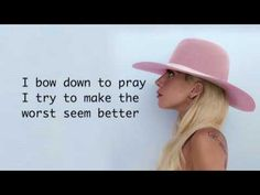 Reason Song, Reason Quotes, Lady Gaga Lyrics, Lady Gaga Quotes, Music Video Song, Music Songs, Music Videos, Best Old Songs, Greatest Songs