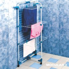 Sušiak vežový modulár 3 | Žehlenie, sušenie | Fortel