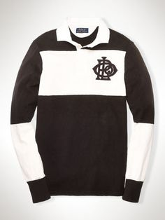 effe73a56f Vintage-Inspired Rugby Shirt - Polo Ralph Lauren Rugbys - RalphLauren.com  Ralph Laurent