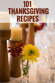 101 Thanksgiving Recipes