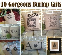 I love the idea of making these for gifts.  simple.  elegant and fun!