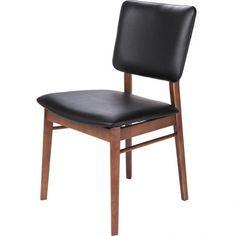 Orlander Dining Chair, Black   Memoky.com