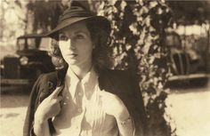 """ "" Palma Bucarelli (1910 - 1998) art historian and important cultural figure in Italy after WWII. She saved a lot of art pieces during wwii and the bombings in Rome, and she was the first woman - curator of a museum (the National Gallery..."