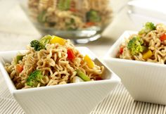 This one will impress your friends...you don't need to tell them it only took 30 minutes to make. Noodles and broccoli are tossed with a brightly flavored sauce that combines peanut butter with soy and citrus.