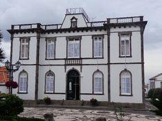Edíficio Município do Nordeste - S. Miguel - Açores