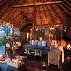 A dream destination - Madikwe Safari Lodge
