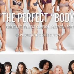 """These Women Are Showing Victoria's Secret What a """"Perfect Body"""" Really Looks Like 