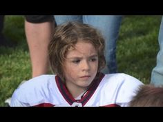 Sam Gordon. Best 9 year old football player in Utah, and it's a girl.  :)