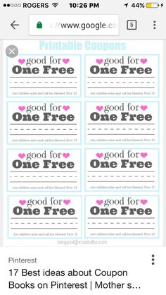 Example Of A Coupon Magnificent 30 Amazing Graduation Gifts That You Can Make  Car Wash Coupons .
