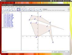 Guida a GeoGebra, software per l'apprendimento e l'insegnamento della matematica: barra del menu Opzioni.