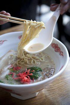 robata jinya. cravings for their hakata (tonkotsu) ramen are intense.
