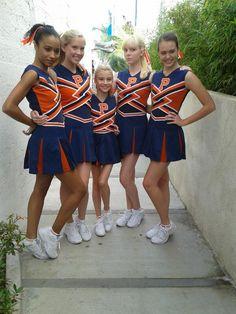 Avery and the Cheerleaders Senior Cheerleader, Hot Cheerleaders, Cheerleading, G Hannelius, Dog With A Blog, Disney Channel Stars, Disney Shows, Thing 1, Girl Meets World