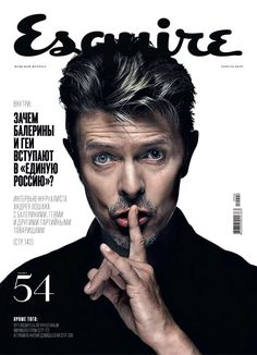 David Bowie- he is all of the best things