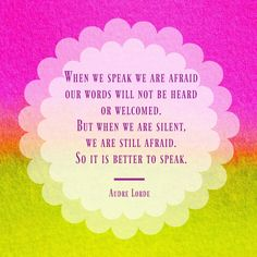 The Eloquent Woman's weekly speaker toolkit Famous Speeches, Womans Weekly, Public Speaking Tips, Audre Lorde, Perfume, Woman Quotes, Great Quotes, Helpful Hints, Words