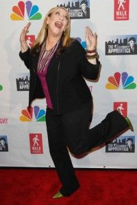 Dr Oz: Lisa Lampanelli Performs Food Rehab Cheer from Broadway Show