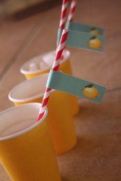 lemonade stand printables - Google Search
