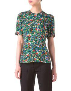 Camisa de flores - Bimba y Lola a/w12