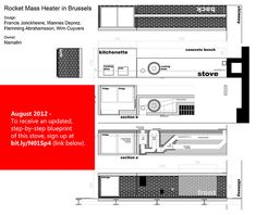 rocket stove plans | Get the blueprint! | Francis Jonckheere | Flickr