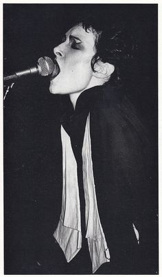 Siouxsie & The Banshees at The Roxy London 1977