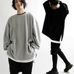Grunge Fashion, Look Fashion, Fashion Outfits, Korean Fashion Men, Mens Fashion, Moda Outfits, Sewing Lingerie, Cyberpunk Fashion, Fashion Seasons