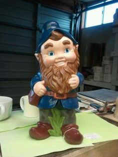 Even the littlest and least of you can make a difference in the world! Go Gnomeo's cousin!