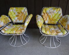 retro outdoor dining chairs - Google Search